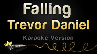 Download Lagu Trevor Daniel - Falling (Karaoke Version) mp3