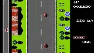 Road Fighter - Stage 1