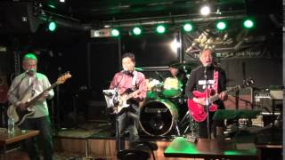 広島のロックバンド ロックンルージュ 前本泰然/ヴォーカル&ギター 美...