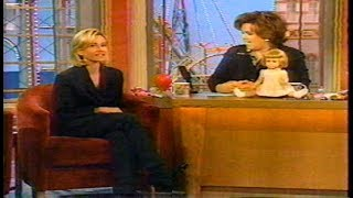 Maureen McCormick on The Rosie O'Donnell Show