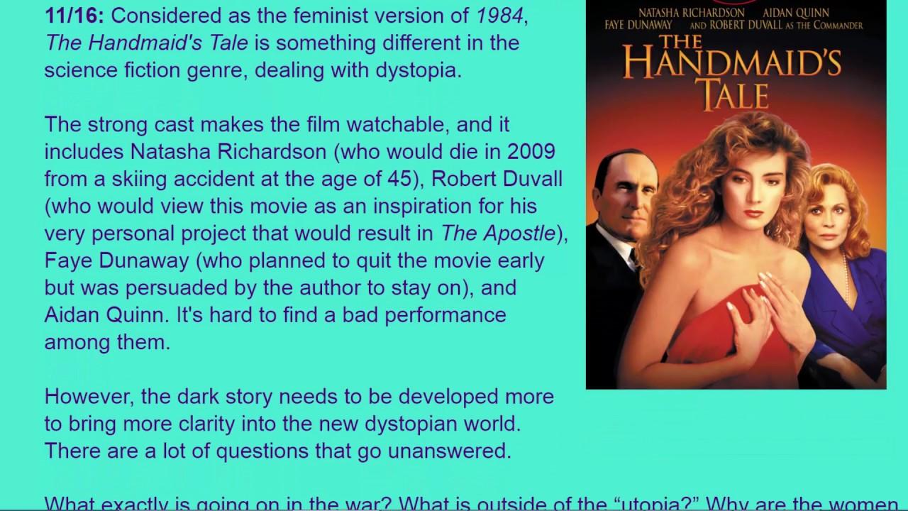 HandmaidS Tale Film