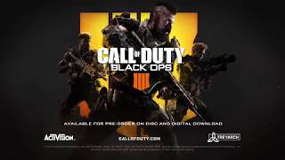 Call of Duty Black Ops 4 Specialist Trailer