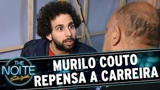 The Noite (24/08/15) - Murilo Couto passa por crise profissional