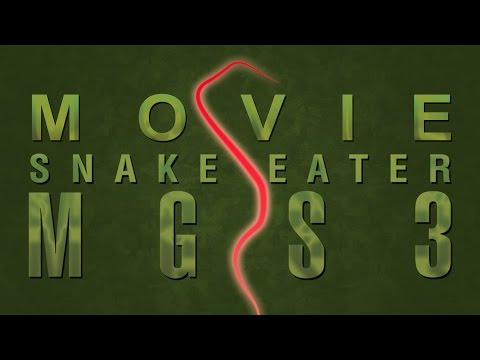 Metal Gear Solid 3: Snake Eater - MOVIE...