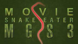MGS 3: Snake Eater - All Cutscenes