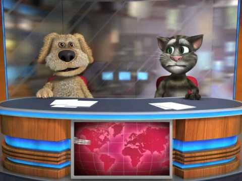 Tom & Ben News - Introduction Ep. 1