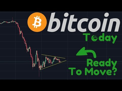 Ready To Move Again?? | Bitcoin Has BIG Support At $4,000
