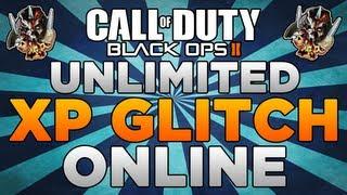 Black Ops 2 Glitches: Unlimited XP Glitch Online! - Fast XP Glitch