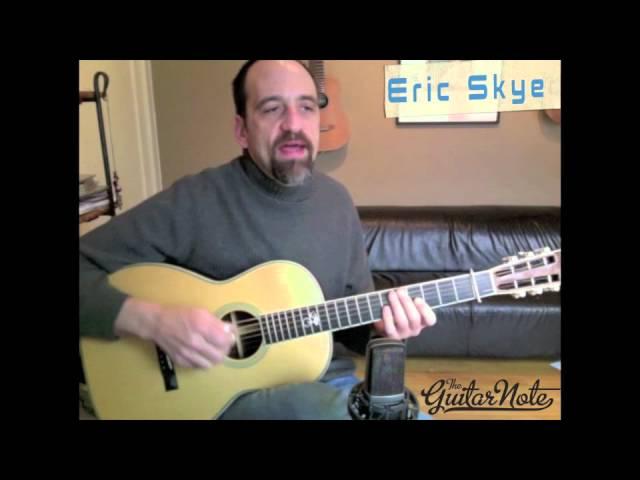 Eric Skye -Freddie Freeloader Guitar Lesson