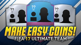 THESE CARDS WILL MAKE YOU PROFIT RIGHT NOW! (FIFA 17 Trading/Investing Method)
