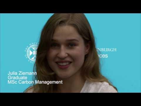 MSc Carbon Management - Julia Ziemann