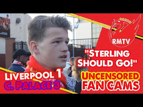 """Sterling Should Go!'' 