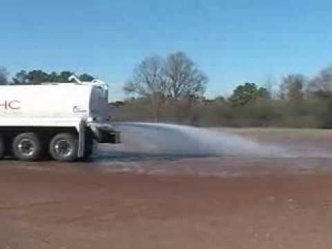 Tsunami Water Truck - 6,000 gallon