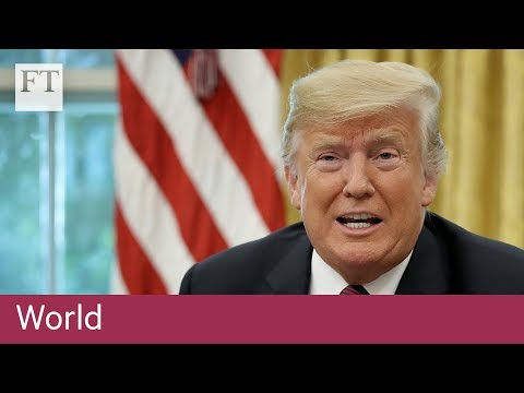 Trump says China makes the US-N Korea relationship more difficult