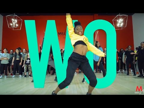 "Olamide - "" Wo!! ""   Phil Wright Choreography   IG : @phil_wright_"