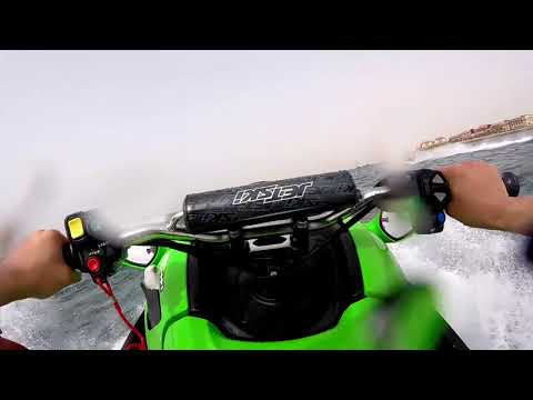 80KMPH ON A JET SKI - Dubai 2018