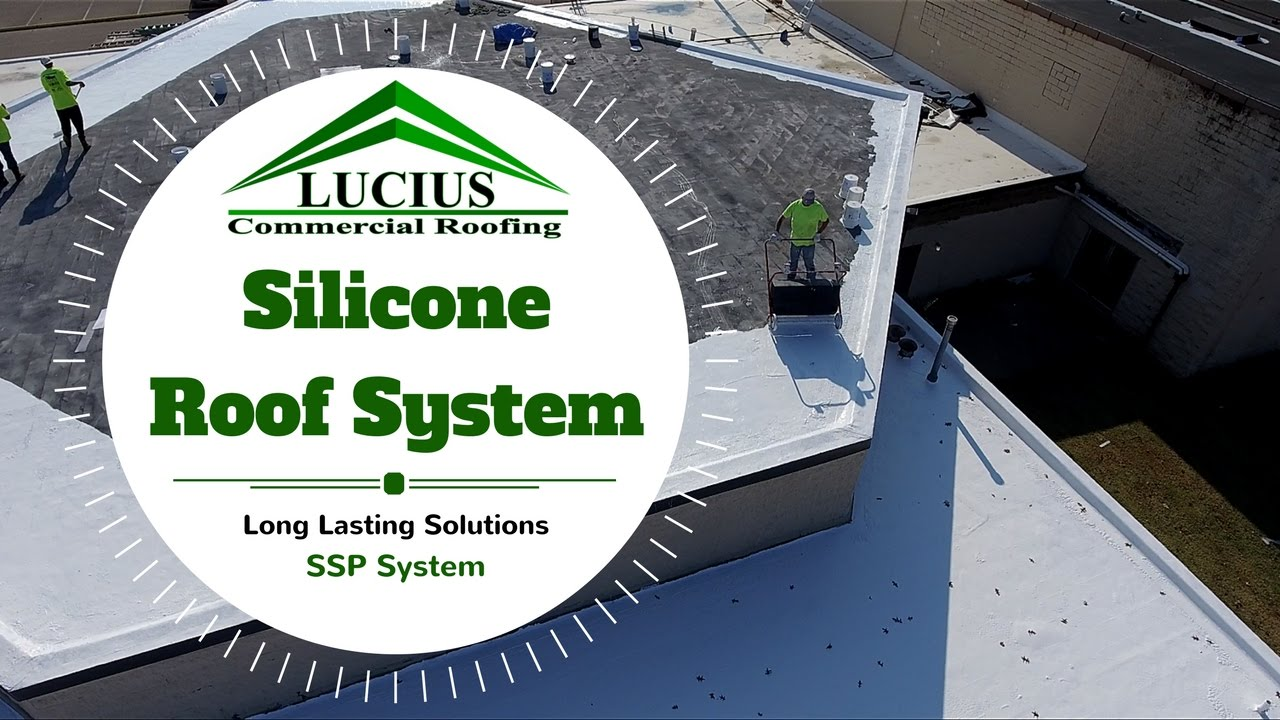 Lucius Roofing Co Commercial Roof Restorations