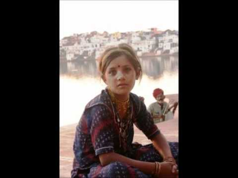 India Green Eyes