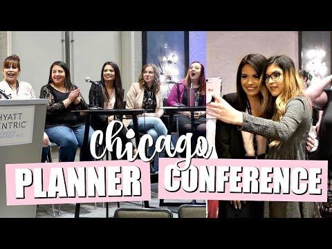 CHICAGO PLANNER CONFERENCE 2018| BelindasLife