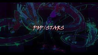 k/da - pop/stars (ft madison beer, (G)I-DLE, jaira burns) [empty concert hall + bass boosted]
