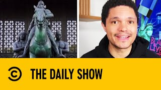 Trevor Noah Discusses The Positive Changes Happening In America I The Daily Show With Trevor Noah