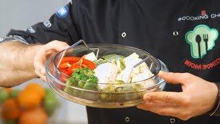 Как работает пароварка Kenwood Cooking Chef KM094/096