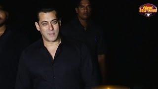 Salman Khan Flies To Abu Dhabi With His Bodyguards | Bollywood News