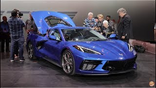 2020 Chevy Corvette C8 Reveal Video Review