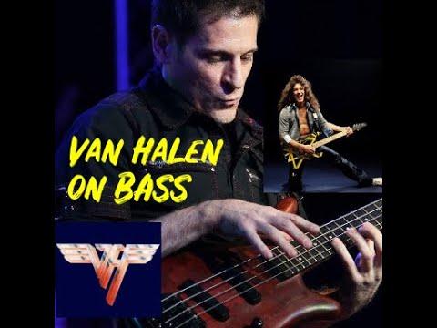 Van Halen's Spanish Fly on Bass