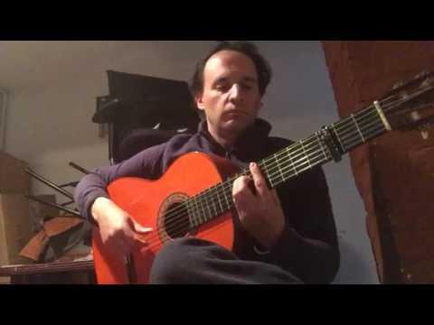 Farruca intro by Paco Cepero