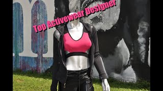 Activewear Clothing Manufacturer Discusses Fashion Design