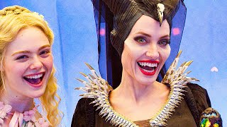 MALEFICENT 2: MISTRESS OF EVIL Bloopers + Bonus Clips (2019)