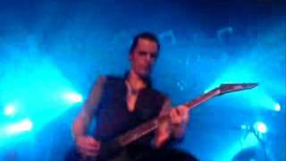 Satyricon, Shining, Dark Fortress, Posthum (live in Kraków 13.XII.2009)