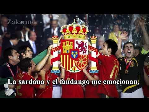 Spanish Patriotic Song: