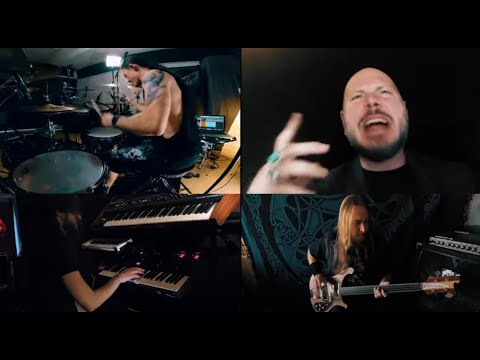 """Act Of Denial (Soilwork, Testament) debut new song """"Down That Line""""!"""