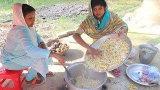 Village Style So Yummy Vegetable Biryani | Vegetable Biryani Recipe | Bengali Vegetable Pulao Testy