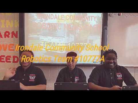 Irondale Community School Robotics Team #10777A