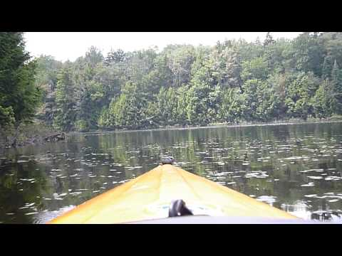 Pine Lake  Kayaking on 7\26\15