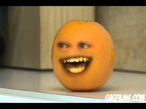 annoying orange meets leo and satan