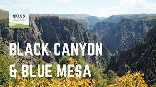 Ep. 70: Black Canyon & Blue Mesa | Colorado RV travel camping