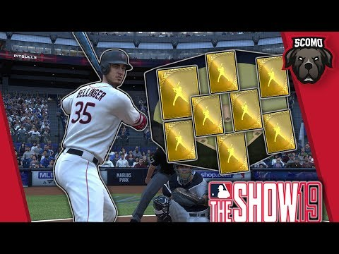 All Gold God Squad! Can They Beat All Diamonds!? MLB The Show 19