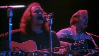 Ohio / Crosby, Stills, Nash and Young  (Live at the Music Hall, Boston -  03/10/1971)