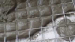 Армированная стяжка пола  на лоджии.(Мой сайт: http://rem-kwart.com/ Изготовление раствора ЦПС для стяжки. Укладка раствора, Стяжка раствора по маякам...., 2015-01-05T20:36:27.000Z)