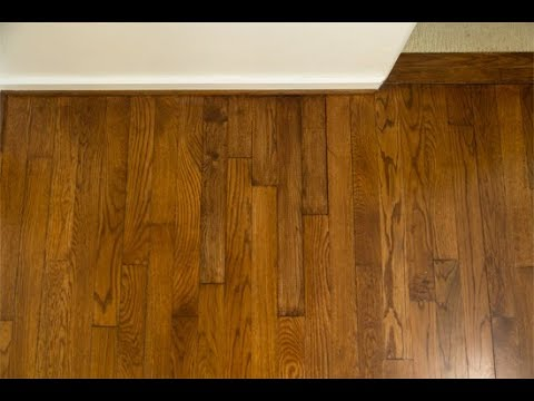 How To Patch Hardwood Floors You