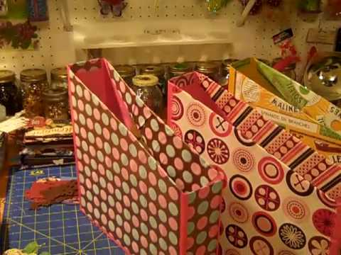 Scrapbook Paper Storage & Scrapbook Paper Storage - YouTube