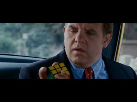 Pursuit of Happiness - Rubik's Cube - MATHEMATICS in the MOV