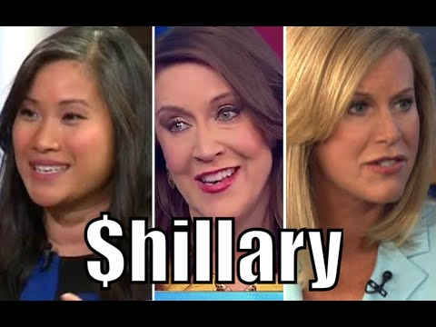 EXPOSED: 'Neutral' Media Pundits Have Financial Ties to Hillary Clinton Campaign