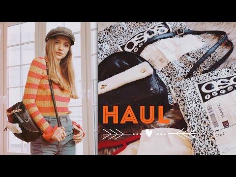 Модные покупки месяца♡ Февраль | HAUL! asos, zara, распродажи, familia, винтаж