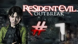 Resident Evil Outbreak Detonado (Walkthrough) Parte 1 HD