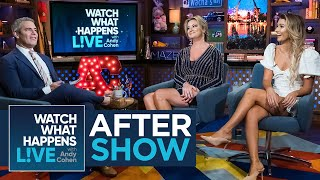 After Show: Hannah Ferrier's Dream Charter Crew | WWHL